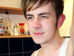 Britse jongen Zachary Star